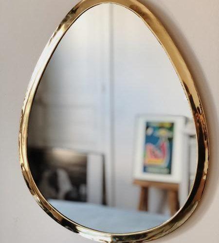 Miroir artisanal